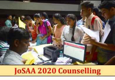 IIT JEE 2020, first allotment,first JoSAA counseling list, JoSAA counseling