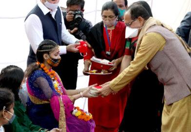 """मुख्यमंत्री शिवराज सिंह चौहान ने किया """"राग – भोपाली 2020 का शुभारंभ"""
