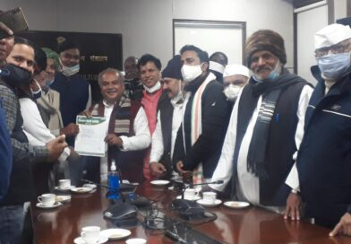 यूपी और दिल्ली एनसीआर के किसान संगठनों के प्रतिनिधियों ने कृषि मंत्री नरेंद्र सिंह तोमर से की मुलाकात