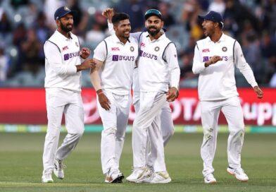 एडीलेड टेस्ट में भारतीय गेंदबाजों के दम पर टीम इंडिया ने ऑस्ट्रेलिया पर कसा शिकंजा