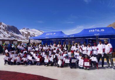 आईस हॉकी कैंप का आयोजन संपन्न, कैबिनट मंत्री बोले- जल्द होगी राज्य स्तरीय तीरंदाजी प्रतियोगिता