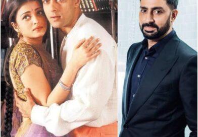 अभिषेक बच्चन को भी पसंद आई थी सलमान ऐश्वर्या की फिल्मी जोड़ी कहां उनकी यह फिल्म हे मेरी फेवरेट
