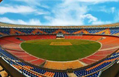 दुनिया का सबसे बड़ा स्टेडियम मोटेरा बनकर अहमदाबाद में तैयार,   आज राष्ट्रपति करेंगे उद्घाटन