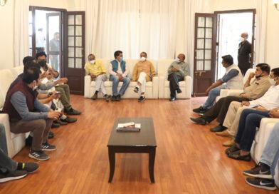 भोपाल में जल्द ही खुलेगा राज्य मीडिया सेंटर ,  सीएम शिवराज ने किया ऐलान
