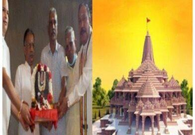 श्रीराम मंदिर निर्माण में श्रीलंका से भारत का आएगा उस स्थान का पत्थर जहां कैद में रहीं थी माता सीता