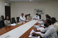 अवैध खनिज उत्खनन, परिवहन में भिण्ड में 25 और मुरैना में 13 वाहनों को किया राजसात