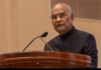 गंगा, पर्यावरण एवं संस्कृति की रक्षा भारत के विकास का आधार : राष्ट्रपति कोविंद