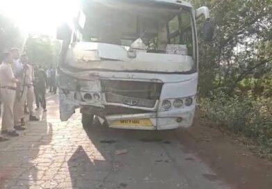 ग्वालियर में बड़ा सड़क हादसा, बस और ऑटो की भिड़ंत में 13 लोगों की मौत