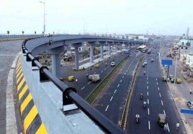 मध्यप्रदेश शासन के लोक निर्माण विभाग ने  जबलपुर शहर में फ्लाय ओवर ब्रिज के लिए 161 करोड़ मंजूर