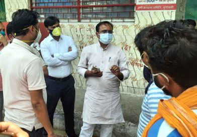 M.P : मंत्री बृजेन्द्र सिंह यादव का ऐलान आउटसोर्स कर्मचारियों को देंगे 5-5 हजार रूपए