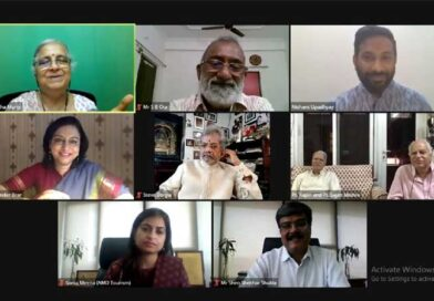 """धरोहर-भविष्य के परिप्रेक्ष्य में"""" वेबिनार हुआ आयोजित, विषय-विशेषज्ञ वक्ताओं ने दिए सुझाव"""