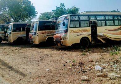 मध्य प्रदेश : अंतर्राज्जीय बस परिवहन सेवा 15 मई तक स्थगित