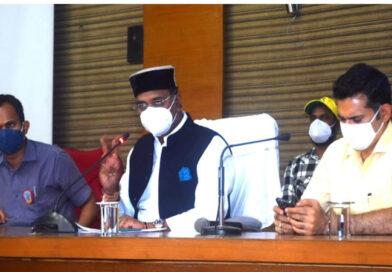 भोपाल में हर जोन कार्यालय में खुलेंगे 2-2 कोविड सहायता केन्द्र, मंत्री सारंग ने अधिकारियों को दिए निर्देश