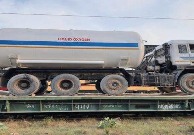 ऑक्सीजन एक्सप्रेस: 421 ट्रेनों ने पूरा किया सफर, पहुंचाई 30 हजार टन से अधिक 'प्राणवायु