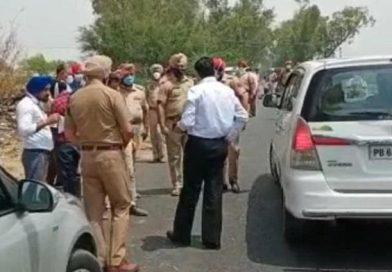 कोटक महिंद्रा बैंक के कर्मचारियों से बड़ी लूट, फायरिंग कर आंखों में डाली मिर्ची