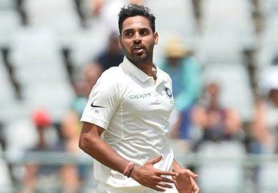 टेस्ट ना खेलने की खबर को भुवनेश्वर कुमार ने सिरे से नाकारा, कहा- तीनों फॉर्मेट में चयन के लिए हूं उपलब्ध