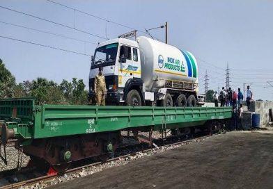 अब तक 34 ऑक्सीजन एक्सप्रेस ट्रेनों ने देशभर में पहुंचाई प्राणवायु, सबसे ज्यादा दिल्ली और फिर यूपी को मिली संजीवनी