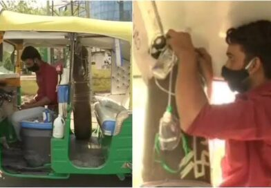 पत्नी के जेवर बेच शख्स ने अपने ऑटो को बना दिया Ambulance, बोला- 'मरीज को फ्री में छोड़ूंगा अस्पताल