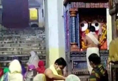 कोरोना संकट के चलते पुरी जगन्नाथ मंदिर 15 जून तक श्रद्धालुओं के लिए रहेगा बंद