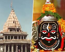 महाकाल मंदिर के समीप खोदाई में निकला प्राचीन शिवलिंग, मंदिर प्रशासन ने स्थान को सुरक्षित कराया