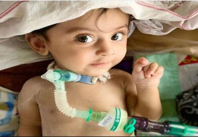 एक साल की बच्ची ने लॉटरी में जीती 16 करोड़ की दवा, हुआ इलाज और बच गई जान