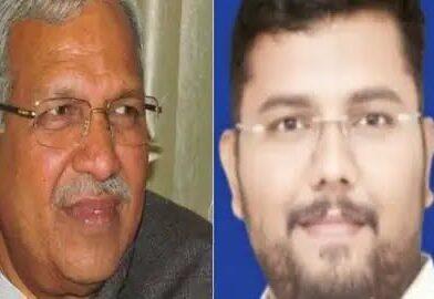 पूर्व मंत्री अंबिका चौधरी और बेटे पर पाक्सो एक्ट की धाराओं में भी केस, मंत्री उपेंद्र तिवारी के परिवार को गाली देने का आरोप