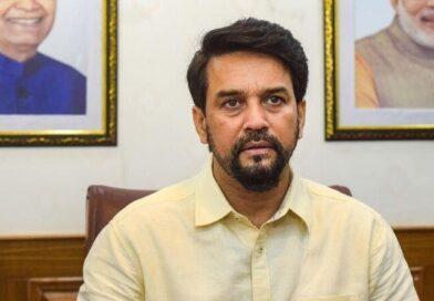 खेल मंत्री बनने के बाद अनुराग ठाकुर ने पहली समीक्षा बैठक में लिया हिस्सा, टोक्यो ओलिंपिक की तैयारियों को परखा