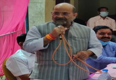 BJP विधायक सुरेश्वर सिंह को इंटरनेट से फोन कर दी जान से मारने की धमकी, केस दर्ज