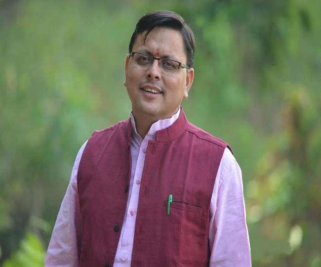 Uttarakhand New CM News in Hindi,Uttarakhand New CM News,Uttarakhand New CM,Pushkar Singh Dhami,Uttarakhand New CM Pushkar Singh Dhami,Who is Pushkar Singh Dhami in hindi ?,Tirath Singh Rawat