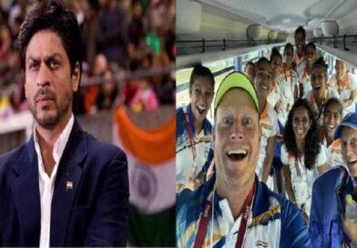 शाहरुख खान ने कबीर खान बन हॉकी टीम को दी बधाई, बोले- 'गोल्ड लेकर आना..'