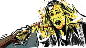 First tried to rape, then acid in the eyes, incident of Panna district of Madhya Pradesh