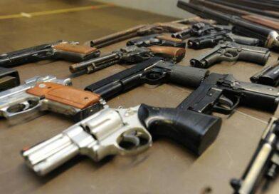 अंतरराज्यीय अवैध हथियार तस्कर गिरोह के चार बदमाश गिरफ्तार, 35 देसी पिस्तौल और 45 मैग्जीन बरामद