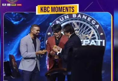 KBC 13 में नीरज चोपड़ा और पीआर श्रीजेश ने दी धमाकेदार एंट्री  जीते ₹25 लाख
